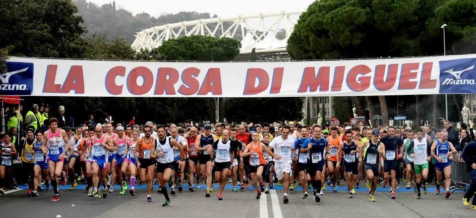 Corsa Miguel: iscriviti entro 15 dicembre e partecipi a estrazione 100 premi- di  Matteo SIMONE