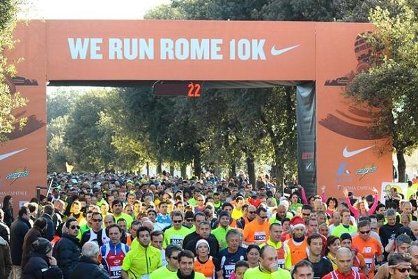 L'ultimo dell'anno all'insegna della We Run Rome
