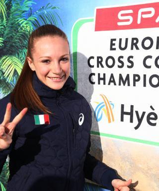 Europei Cross: Bene Federica del Buono, la squadra azzurra Under 23 chiude al terzo posto a Hyères