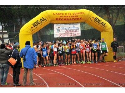 A San Marino Domenica la  '44esima maratonina di Natale'