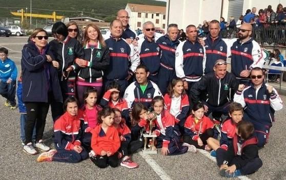 Sardegna: L'Atletica Ozieri al traguardo dei 40 anni
