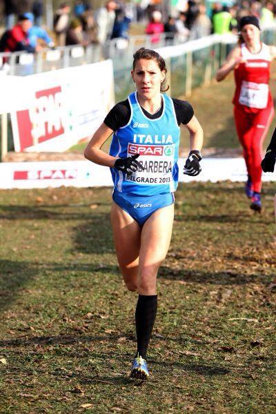 Risultati Cross Vallagarina, secondo posto per Silvia La Barbera