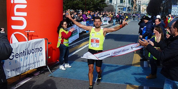 Messina Marathon: Ecco la classifica, vince Antonino Recupero