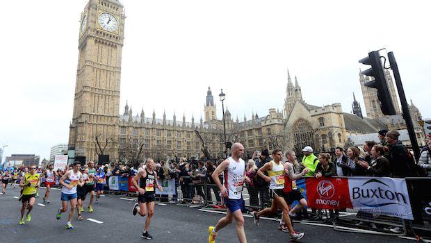 Una super Maratona di Londra 2016 con tutti i Big alla partenza