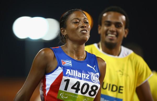 Atleta non vedente  si qualifica per Rio, il Cio e la Iaaf forse non la faranno partecipare