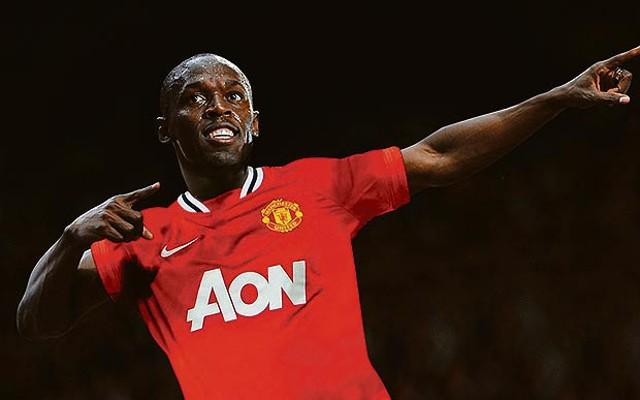 Bolt  giocare nel Manchester United?: Ok ma con un altro allenatore