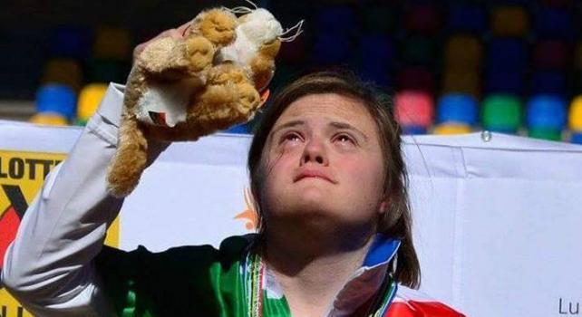 Il Presidente Mattarella elogia Nicole Orlando, la campionessa di atletica disabile