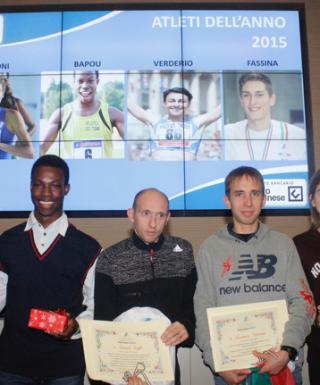L'atletica della Lombardia riunita a Milano per celebrare un anno di successi.
