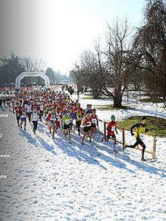 Si corre Domenica  il 9° trofeo di cross Città di Cesano Maderno