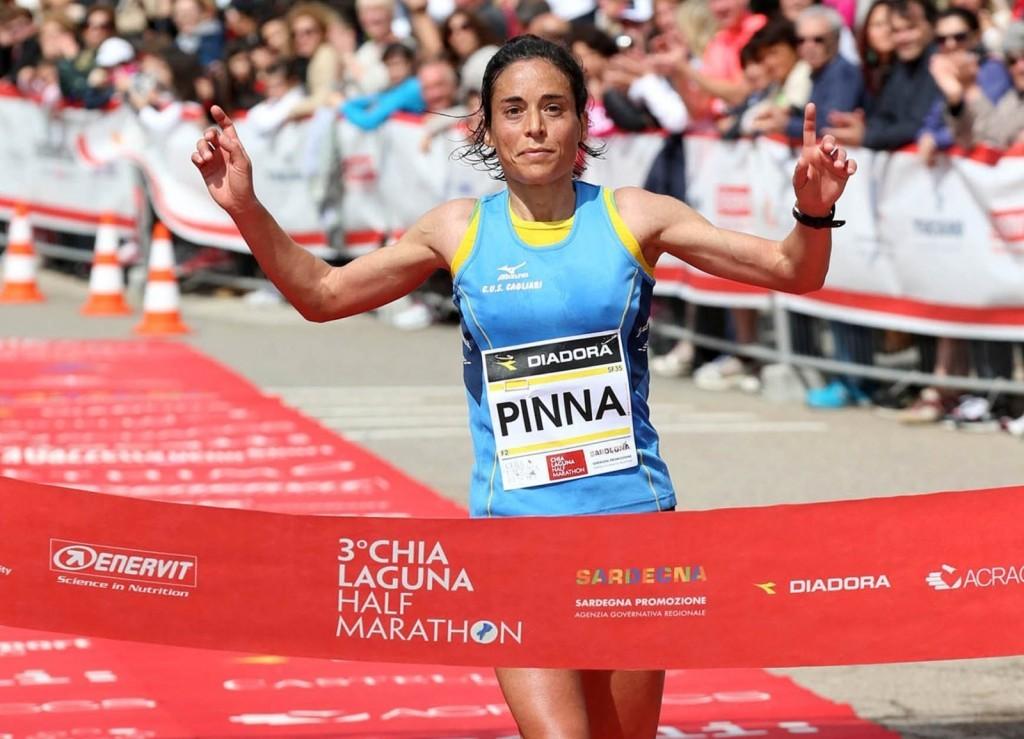 A Oristano, Claudia Pinna e Rutigliano conquistano la Mezza Maratona del Giudicato
