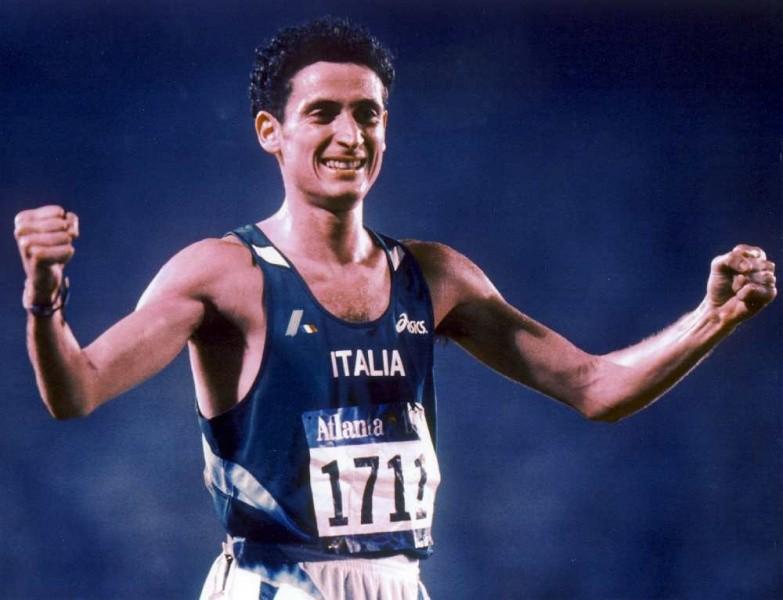 Alessandro Lambruschini testimonial della 11° Mezza Maratona Città di Fucecchio