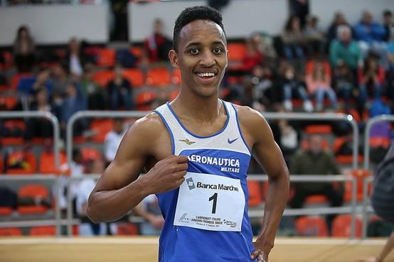 Mohad Abdikadar vince al Meeting di  Istanbul