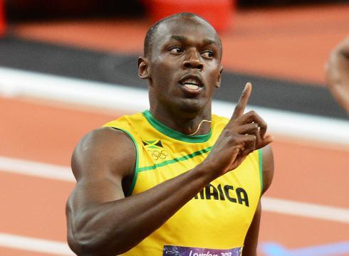 Bolt: I Calciatori veloci come me?, ma volete scherzare!