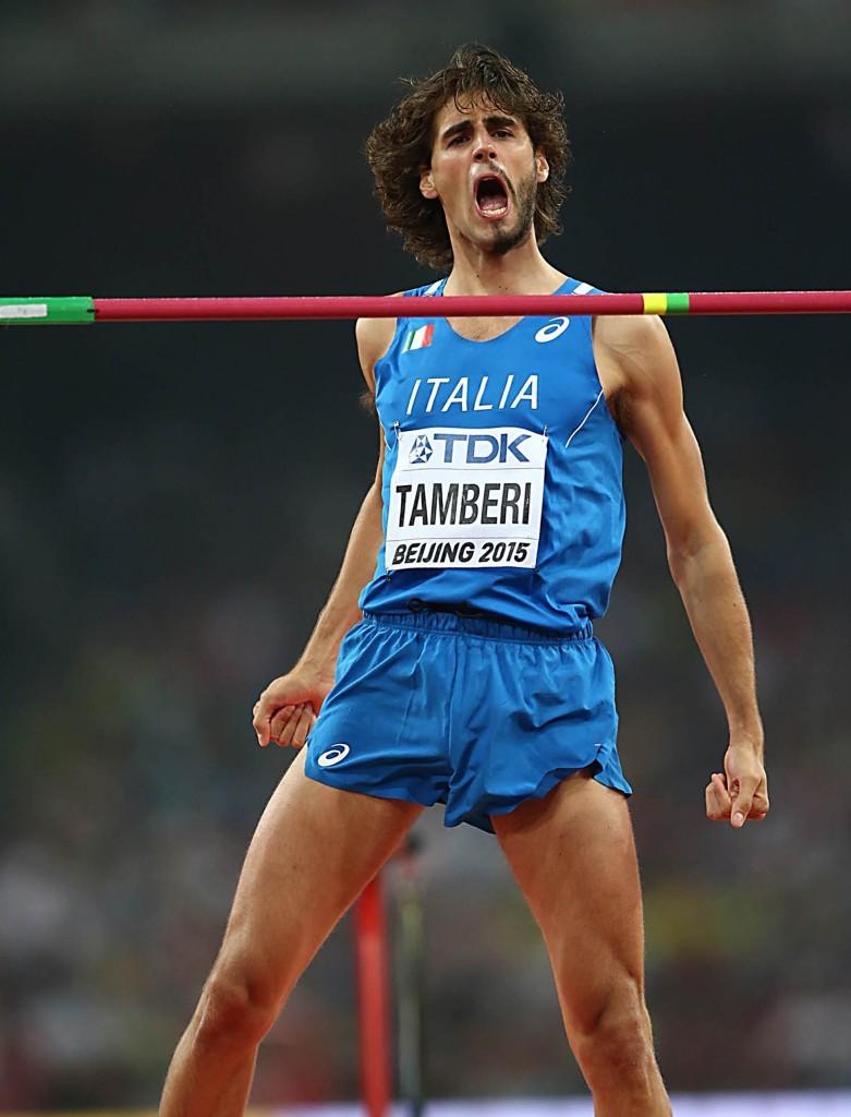 Tamberi sempre più in alto: 2.38, record italiano assoluto
