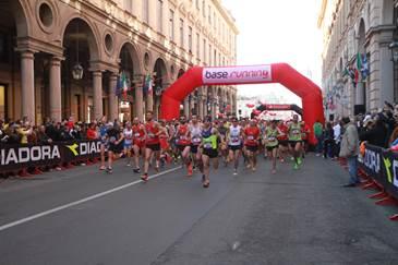 Santander Mezza Maratona Città di Torino: il 16-17 aprile un weekend di running, solidarietà e turismo