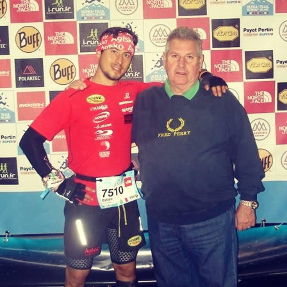 Matteo Colombo vince il Trail Ballando 2016, 30km e 1200mt d+, di Matteo SIMONE