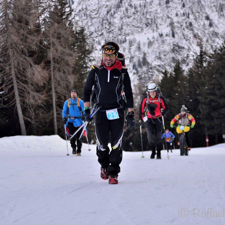 Gianluca Di Meo: vorrei attraversare l'Alaska con la slitta in autosufficienza- Matteo SIMONE