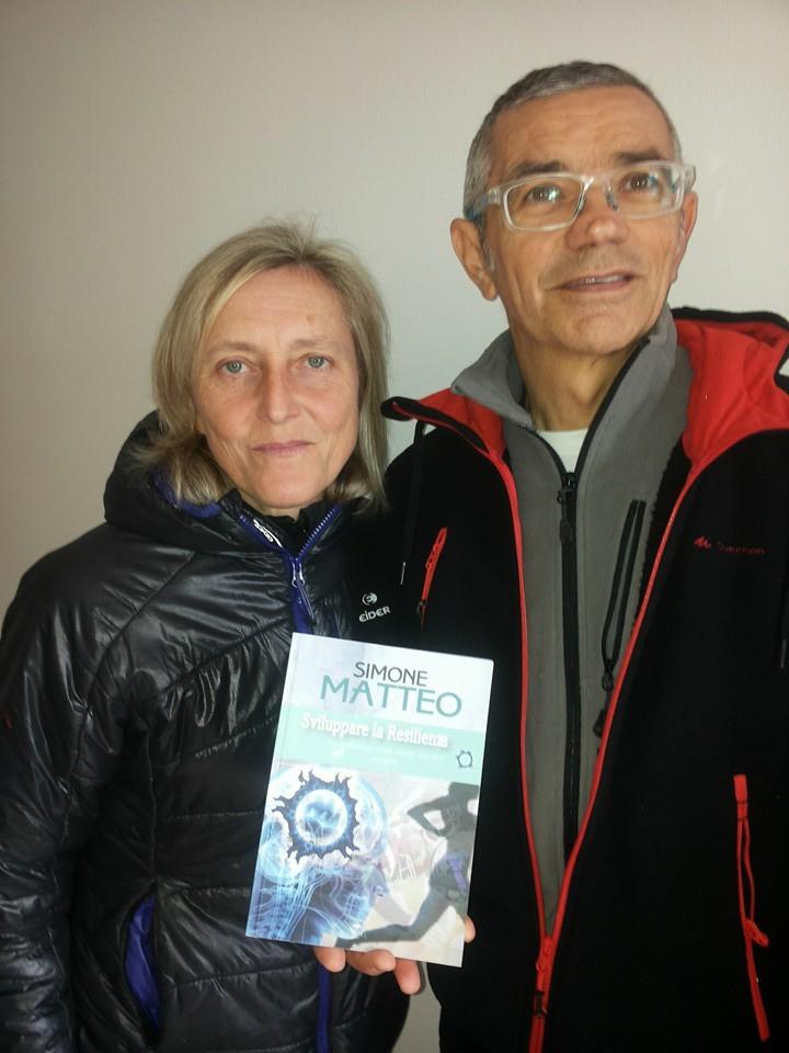 Sonia e Roldano, una coppia di vegan Ultrarunner- di  Matteo SIMONE