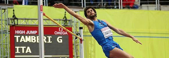 Campionati Assoluti indoor Ancona: L'attesa è tutta per Gianmarco Tamberi che gioca in casa