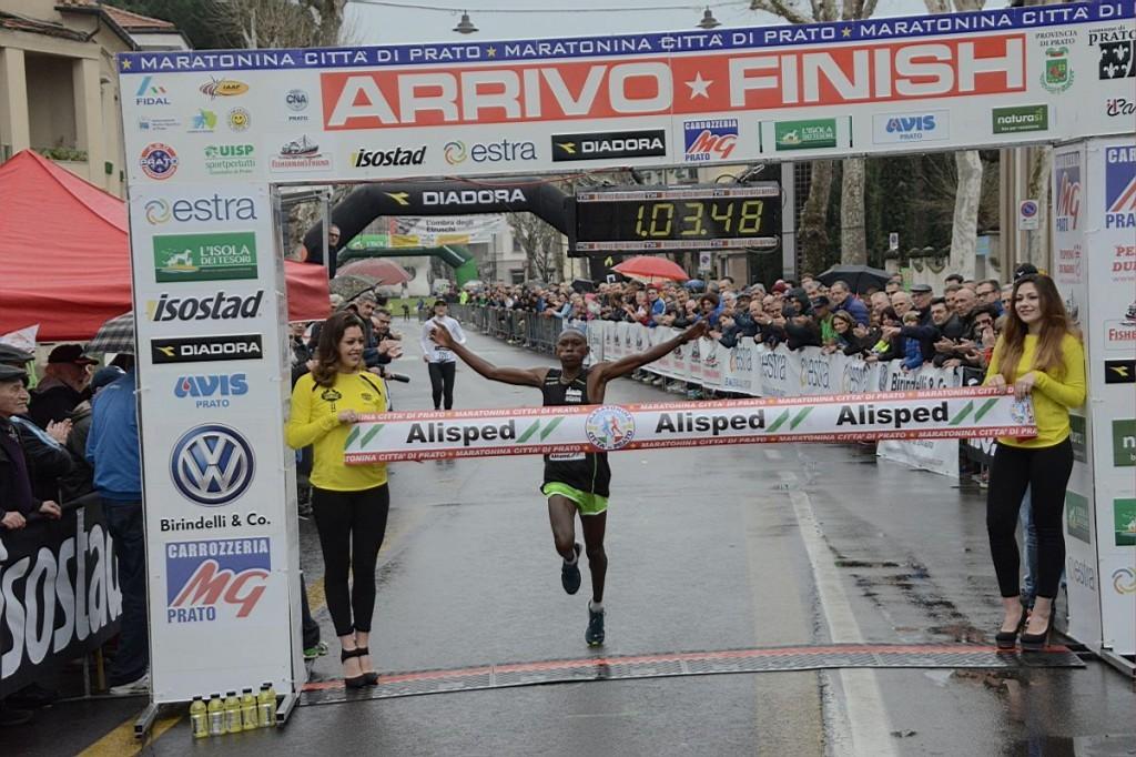 Risultati Maratonina Città di Prato: il Kenia piglia tutto, bene Pertile sesto al traguardo- i risultati-