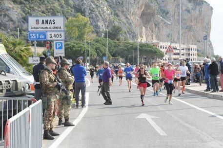 Maratona Montecarlo blindata! atleti sorvegliati dalle telecamere