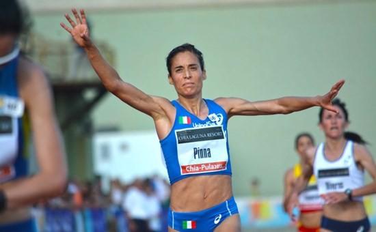 Claudia Pinna non andrà ai Mondiali di mezza maratona