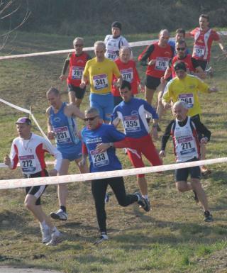 Campionati Italiani Master di corsa campestre a Fiuggi, domani si parte