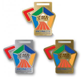 Campionati Europei Master indoor di Ancona, lunedi si parte