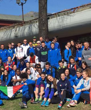 Ecco chi sono i 110 under 20 in raduno a Formia e Grosseto
