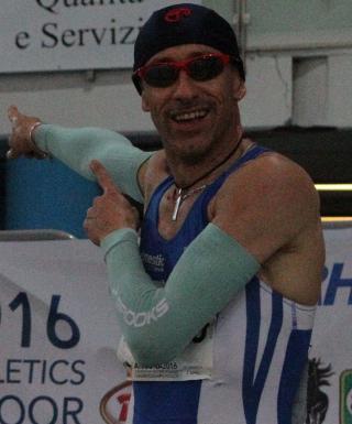 Longo record mondiale agli Europei Master di Ancona