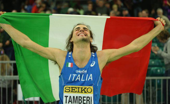 Gianmarco Tamberi, il mio segreto? Un papà coach!