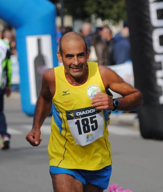Silvio Cabras, dalle gare di 6 km fino ad arrivare all'ultramaratona- di Matteo SIMONE