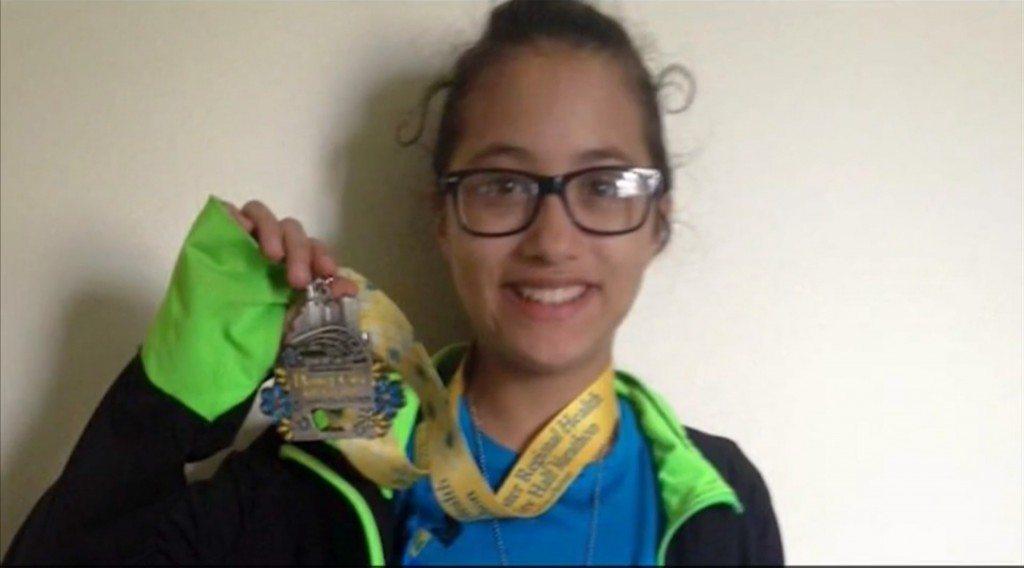 A 12 anni corre per sbaglio la mezza maratona a New York in 2h:43.3- IL VIDEO