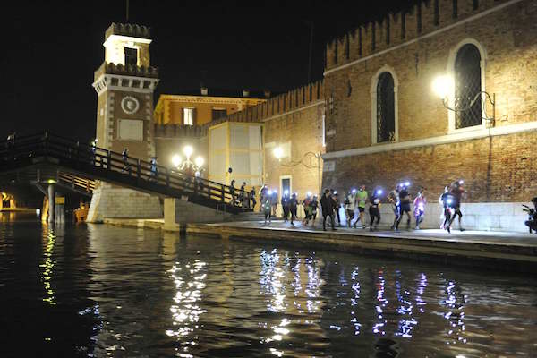 Risultati  1^Venice Night Trail: vincono Giovanni Iommi e Francesca Pretto