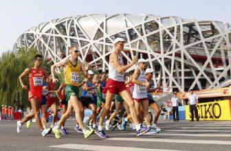 Mondiali di Marcia Roma 2016: Giovedi la presentazione presso il Salone d'Onore del CONI