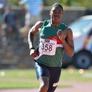 Semenya entra nella storia: vince i 400-800-1500 metri ai campionati sudafricani