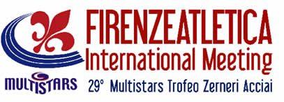 A FIRENZE IL 27 APRILE LA PRESENTAZIONE UFFICIALE DEL MEETING - INTERNAZIONALE MULTISTARS DI PROVE MULTIPLE
