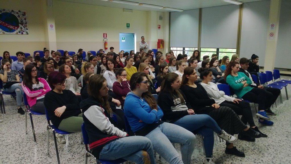 Il Meeting Sport Solidarietà si presenta agli studenti di Lignano