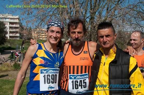 Cross della Caffarella: l'Atletica La Sbarra ben figura con donna 4^ e uomo 5°-di  Matteo SIMONE