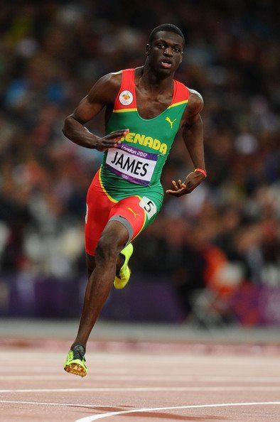 Il Campione Olimpico Kirani James corre i 400 metri in 44.08 a Des Moines(USA), miglior prestazione mondiale 2016