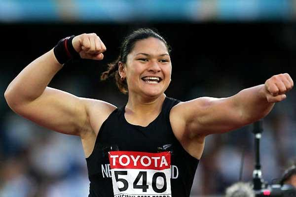 """Annunciata la squadra Neozelandese per Rio 2016: c'è anche Valerie Adams alla ricerca  della """"tripletta"""""""