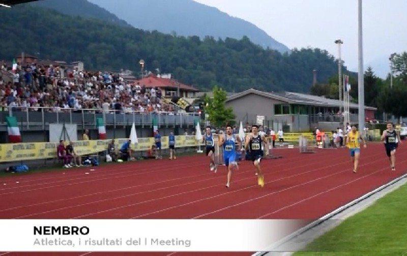 Il meeting di Nembro diventa internazionale