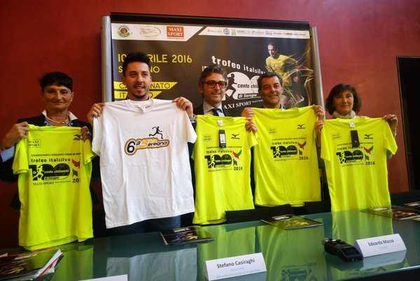 Campionato italiano 50 km: tutto pronto a Seregno per Domenica 10 Aprile