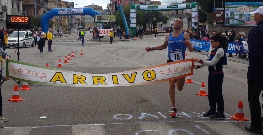 Ecco i vincitori del Campionato  Provinciale Master 10 km di corsa su strada di Cagnano Varano