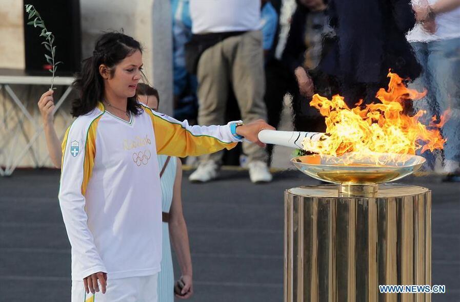 Rio 2016: la Fiamma Olimpica arriverà in Brasile il 3 maggio