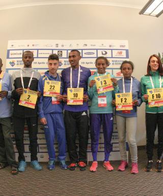 Maratona di Roma 2016: domani si parte, ecco i top runners