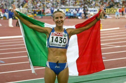 Rigaudo: Ufficiale,bronzo ai Mondiali 5 anni dopo per la squalifica dell'atleta russa Olga Kaniskina