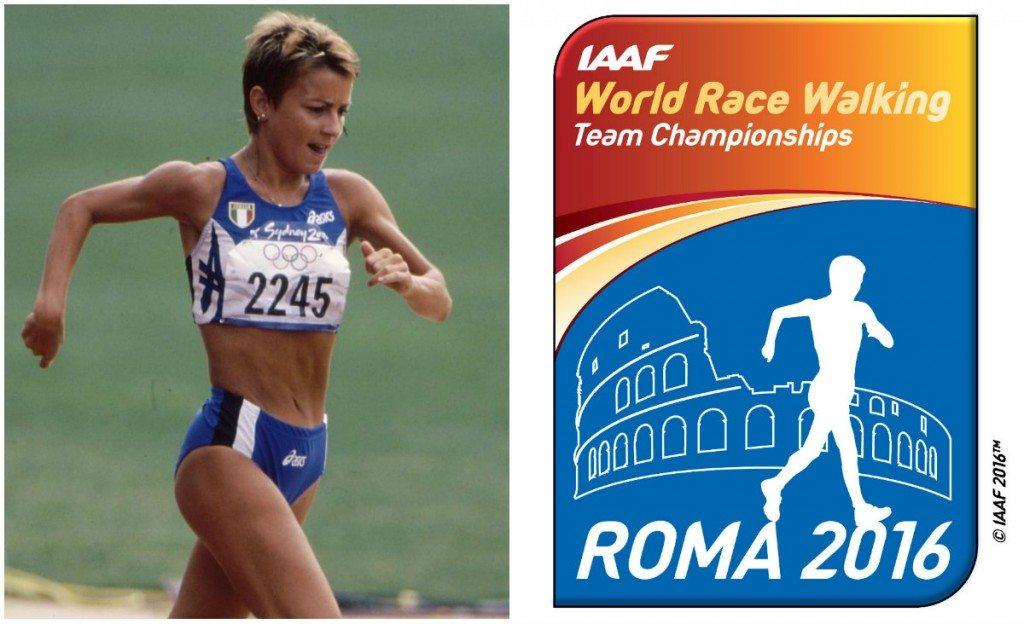 Mancano 10 giorni ai Mondiali di Marcia di Roma- Il programma