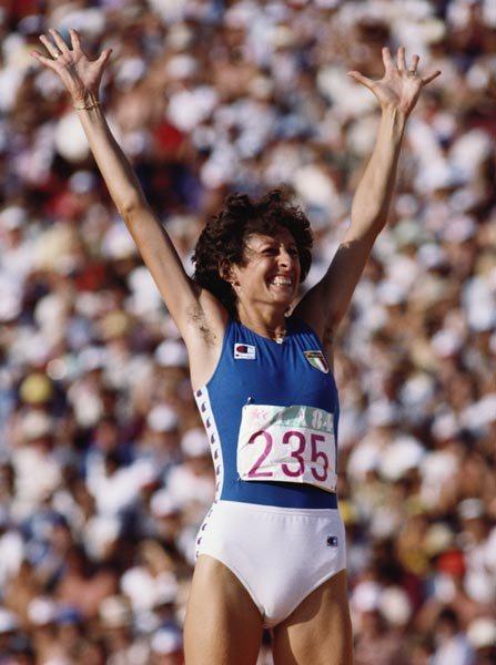 Auguri a Sara Simeoni, la Regina dell'atletica italiana