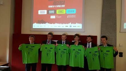 """Il 16 e 17 aprile a Torino si """"Corre per la Ricerca"""" della Fondazione Piemontese per la Ricerca sul Cancro"""